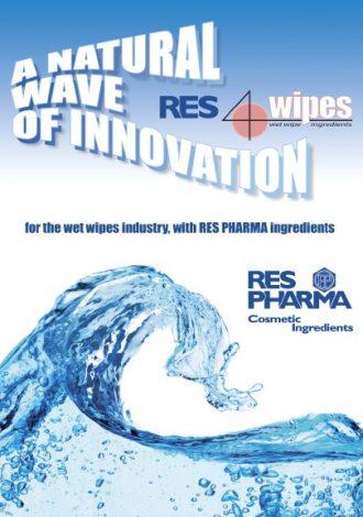 RES PHARMA Cosmetic Ingredients
